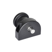 Indexing plungers with and without rest position GN 412