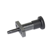 Indexing plungers for precision locating, plunger conical GN 817.5