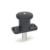 Mini indexing plungers with and without rest position GN 822.8